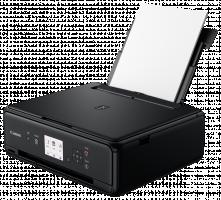 Canon PIXMA TS5050 - PSC/ Wi-Fi/ AP/ WiFi-Direct/ PictBridge/ 4800x1200/ USB black
