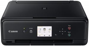 Canon PIXMA TS5050 - PSC/ Wi-Fi/ AP/ WiFi-Direct/ PictBridge/ 4800x1200/ USB black