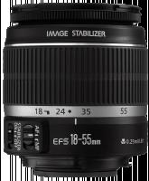 Canon EF-S 18-55mm 1:3.5-5.6 IS II objektiv (5121B005AA)