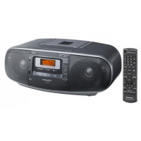 Panasonic RX-D 55 AEG-K černá barva