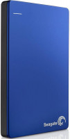 "External HDD Seagate Backup Plus; 2,5"", 2TB, USB 3.0, blue"
