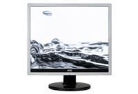 "AOC MT LCD 17"" e719sda 1280x1024, 20M:1, 250cd/m2, 5ms, D-Sub, DVI, Repro, VESA"