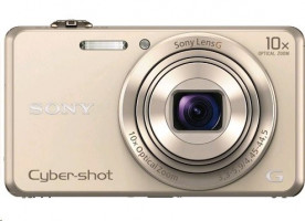 Sony DSC-WX220N gold