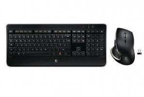 Logitech Wireless Performance Combo MX800, US Klávesnice a myš