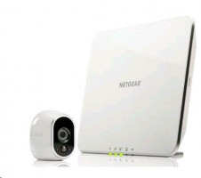 Netgear 1 x HD Camera WiFi + Smart Home Base Day/Night In/0utdoor (VMS3130)