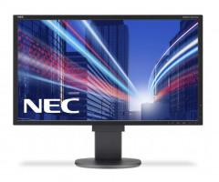 """27"""" LED NEC EA275WMi-2560x1440, IPS, dp, usb, piv, blk"""