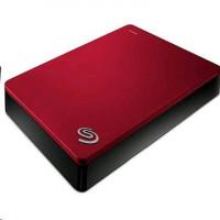 Seagate Backup Plus Portable 4TB červený