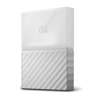 "WD My Passport 1TB Ext, 2,5"" USB3.0, WHITE"