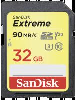 SanDisk Extreme SDHC Video 32 GB 90MB/s V30 Paměťová karta