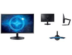 """SAMSUNG MT LED LCD 24"""" C24FG70 - VA, 1920x1080, 2xHDMI, 1ms, 144Hz"""
