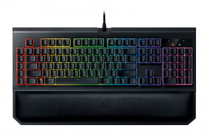 Gaming Keyboard Razer BlackWidow Chroma V2 Green Switch
