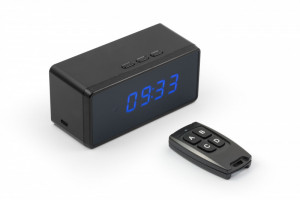 Technaxx stolní hodiny s FULLHD kamerou