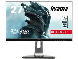 "iiyama G-MASTER GB2760QSU-B1 LED display 68,6 cm (27"") Wide Quad HD Matný Černá"