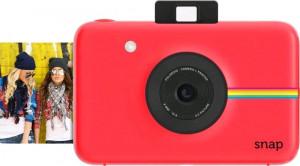 Polaroid SNAP - Červený polaroid