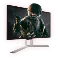 """AOC AGON AG251FG 24.5"""" Full HD TN Černá, Červená plochý počítačový monitor"""