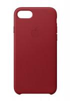 """Apple MQHA2ZM/A 4.7"""" - Obal na iPhone 8/7 červený"""