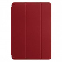 """iPad Pro 10,5"""" Leather Smart Cover - (RED)"""