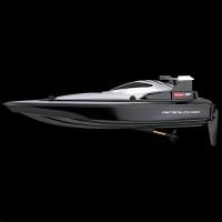 Carrera RC Sea 2,4 Ghz, závodní loď, černá