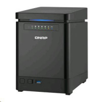 QNAP - Server NAS TS-453mini, 2GB RAM