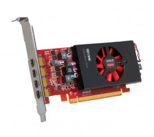 AMD Firepro W4100 2GB GDDR5 Grafická karta