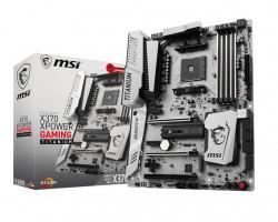 MSI X370 XPOWER GAMING TITANIUM AMD X370 Socket AM4 ATX základní deska