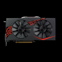 ASUS Radeon RX 570 OC, 4GB GDDR5, HDMI, DVI, DP