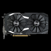 ASUS Radeon RX 580 Dual series, 8GB GDDR5, HDMI, DVI, DP