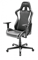 DXRacer Formula, Herní židle, Černá/ Bílá