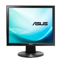 "ASUS VB199T, 19"", Černá, plochý počítačový monitor LED display"