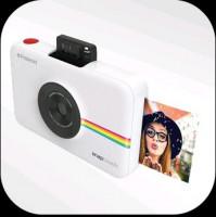 Polaroid SNAP Touch - Bíly polaroid