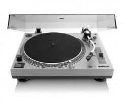 Lenco L-3808S Gramofon, šedá