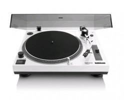 Lenco L-3808W Gramofon, bílá