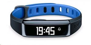 Beurer AS 80 Fitness náramek, černá/modrá