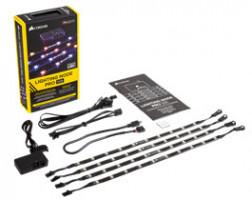 Corsair Lighting Node PRO řídící jednotka a LED proužky