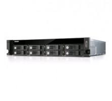 QNAP 8-Bay rack RAID expansion enclosure pro Turbo NAS