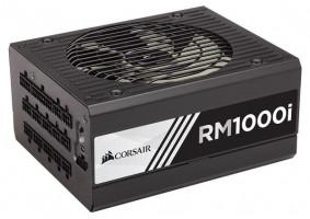 Corsair zdroj RM series RM1000i 1000W, 80 PLUS Gold, modulární, 135mm větrák