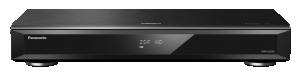 Panasonic DMR-UBS90EGK Blu-Ray přehrávač, černá