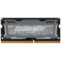 Ballistix Sport LT 16GB DDR4 2666 MT/s SODIMM 260pin šedá