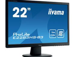 Dis 22 IIyama PL E2283HS-B3