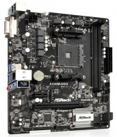 ASRock A320M-DGS / A320 / AM4 / 2x DDR4 / 1x M.2 / 4x SATA III / mATX