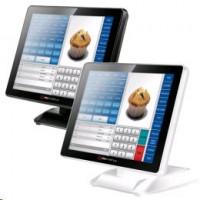 "Colormetrics P2100, 15"" Projected Capacitive, SSD 80 GB, zákaznický displej, černá"