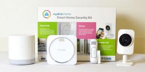D-Link mydlink Home Security Starter sada