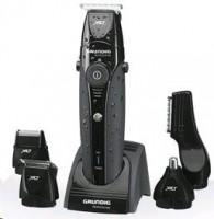 Grundig MT8240 strojek na vlasy, černý