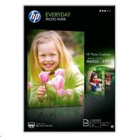 HP Everyday Photo Paper - Lesklý fotografický papír - A4 (210 x 297 mm) - 200 g/m2 - 100 listů