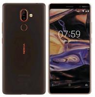 Nokia 7 Plus 4G 64GB Dual-SIM black/copper