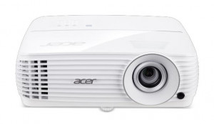 Acer Essential P1650 Ceiling-mounted projector, bílý, dataprojektor