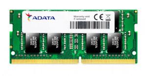 ADATA Premier 8GB, DDR4, 2400 MHz, paměťový modul pro notebooky