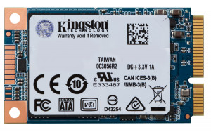 Kingston Technology UV500 SSD 240GB mSATA Serial ATA III