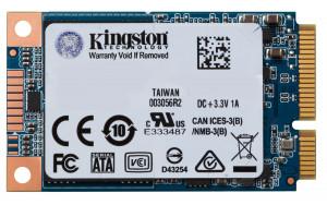 Kingston Technology UV500 SSD 480GB mSATA Serial ATA III