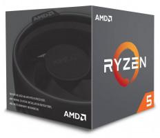 AMD Ryzen 5 2600X 3.6GHz 16MB L3 Procesor